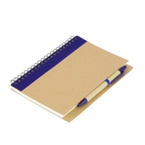 Carnet bloc note + stylo