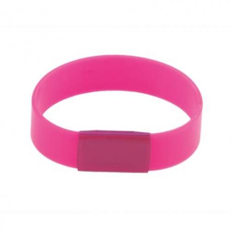 Bracelet silicone personnalisable