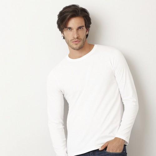 t-shirt personnalisé gildan Pro Manche longue