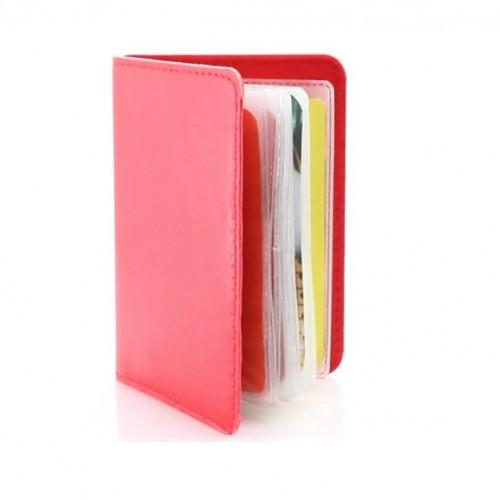 Porte carte vinyle