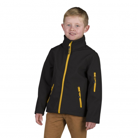 SOFTSHELL manche longue / Race / 01194 sol's
