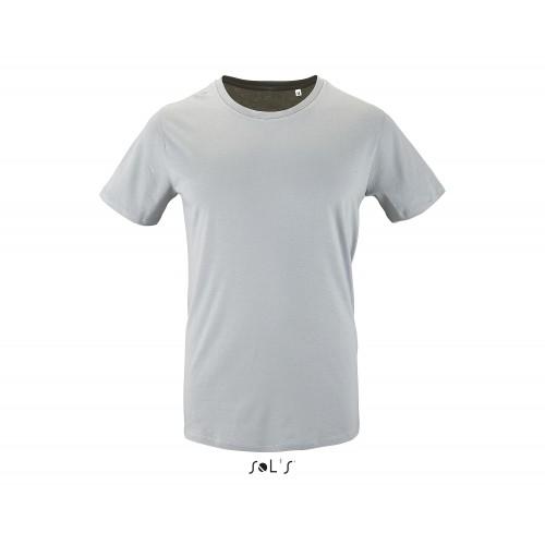 Tshirt sols milo clair/ impression 1 couleur