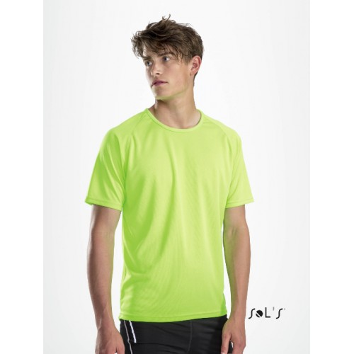 Tshirt running homme ou femme / sols SPORTY