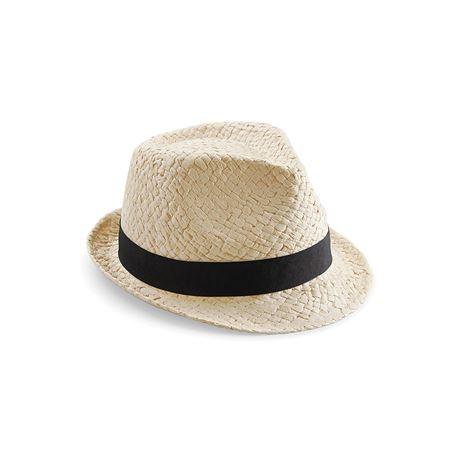 Chapeau de paille fait main / BC720